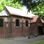 Friedhof Jeßnitz (Anhalt) - Trauerhalle