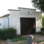 Friedhof Kleinleipzig - Trauerhalle