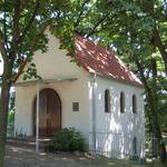 Friedhof Altjeßnitz - Trauerhalle