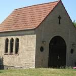 Friedhof Kleckewitz - Trauerhalle