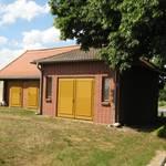 Friedhof Möst - Trauerhalle