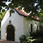 Friedhof Priorau - Trauerhalle