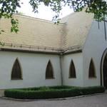 Friedhof Raguhn - Trauerhalle