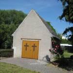 Friedhof Retzau - Trauerhalle