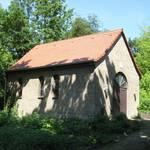 Friedhof Roßdorf - Trauerhalle
