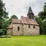 Außenansicht Dorfkirche Altjeßnitz