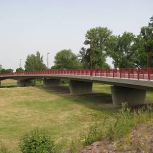 Hallesche Brücke in Raguhn