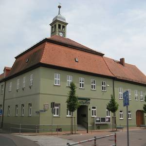 Rathaus Jeßnitz (Anhalt)