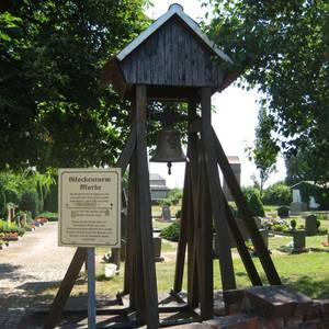 Glockenturm in Marke